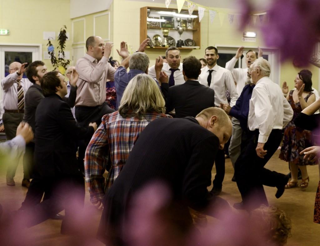 Barn dancing